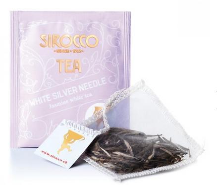 Sirocco Tee Bio-Shite SIlver Neelde