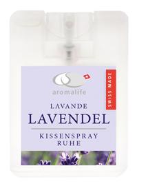 Aromalife Visicard Kissenspray Lavendel 18ml