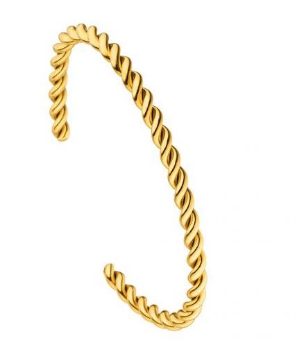 """Armreif braided """"Gold"""""""