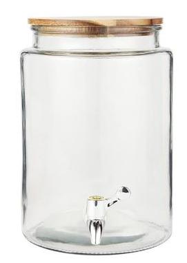 Ib Laursen Getränkehalter mit Deckel 6 Liter
