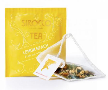 Sirocco Tee Bio-Lemon Beach