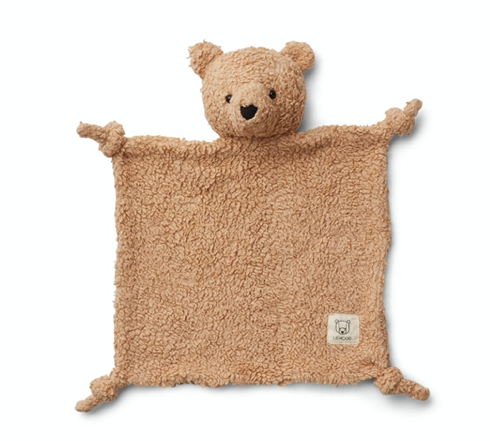 Liewood - Lotte Cuddle Cloth - Bear beige