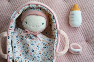 Babypuppe Rosa little Dutch