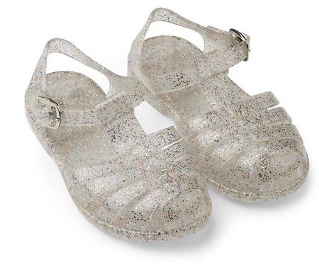 """Liewood Sandalen Glitter multi silver """"Bre"""""""