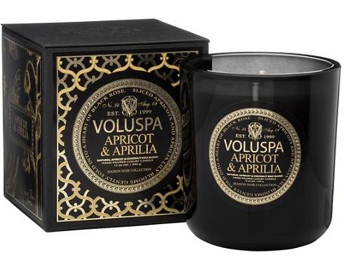 Duftkerze Voluspa Apricot & Aprilia 100h