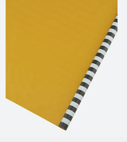 Geschenkpapier - Doppelseitig verwendbar Monograph