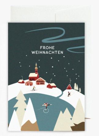 Frohe Weihnachten - Roadtyping