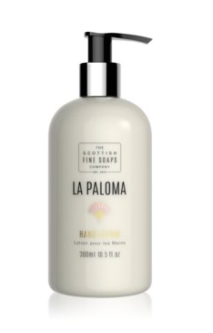Scottish Fine Soaps La Paloma Handlotion
