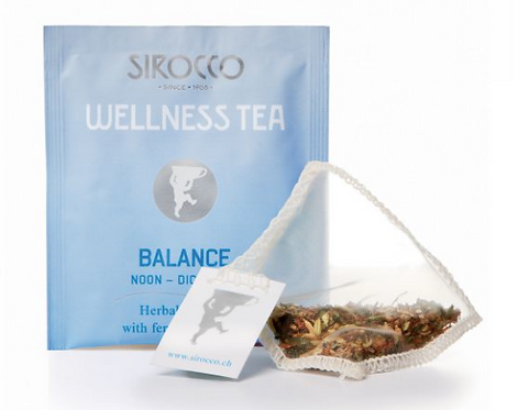 Sirocco Tee Bio Detox Balance Wellness