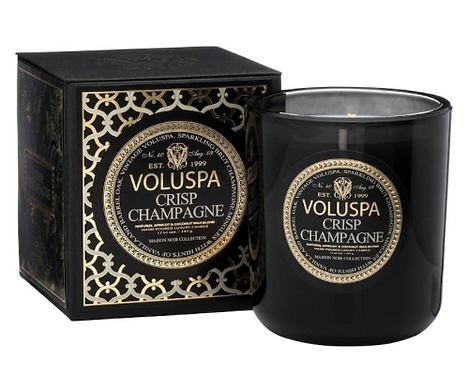 Duftkerze Voluspa Crisp Champagne 100h