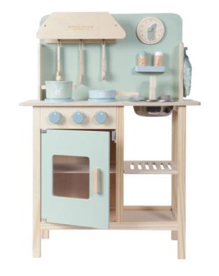 Litte Dutch Kinderspielküche aus Holz - adventure