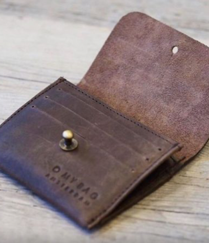 O My Bag - Cardholder Eco Dark Brown unisex