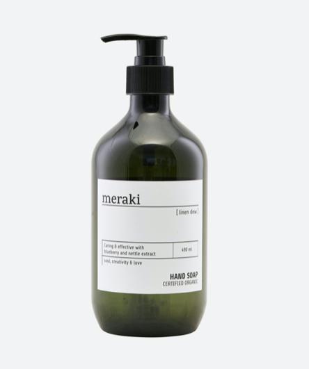 Meraki Handseife Linen dew