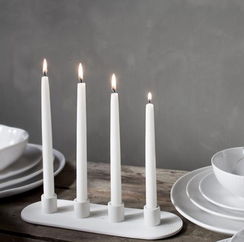 Storefactory, Ekeryd - White candlestick