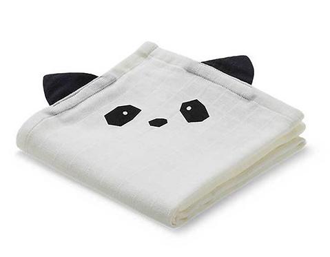 Liewood Hannah 2 Muslin Panda Creme De La Creme