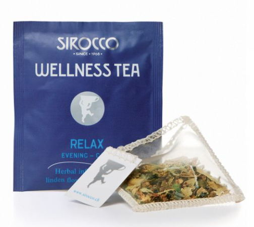 Sirocco Tee Bio Detox Relax Wellness