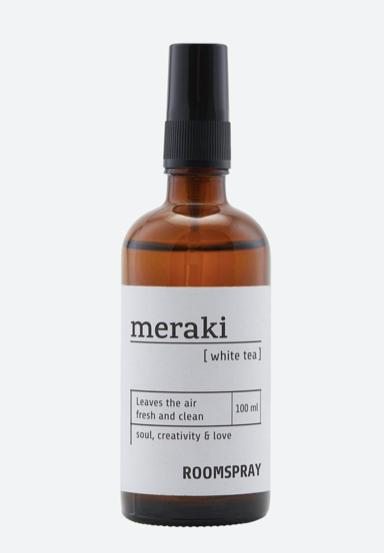 Meraki Raumspray White tea