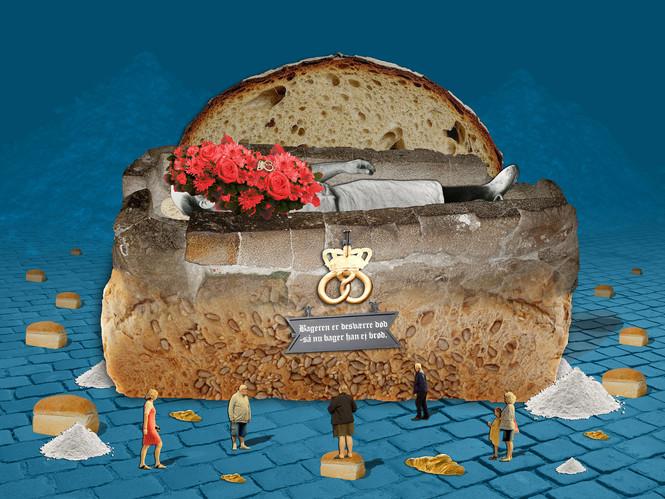 Bageren er desværre død, så nu bager han ej brød (2019)