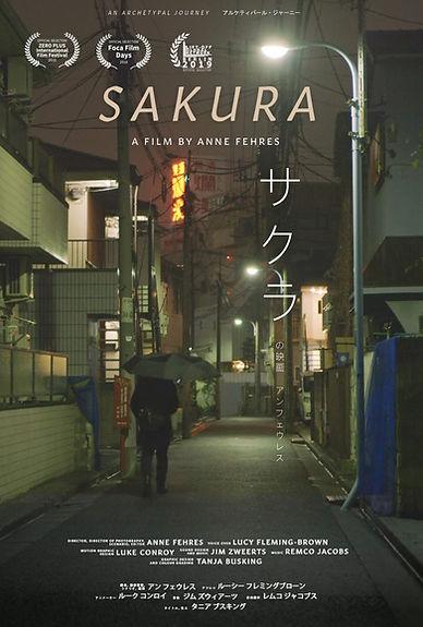 SAKURA サクラ An Archetypal Journey- Film by Anne Fehres