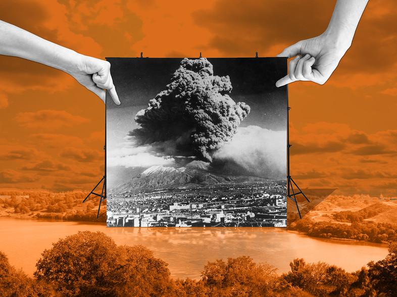 The Eruption of Mount Vesuvius (2019)