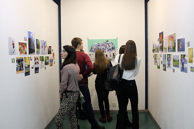 Exhibition Opening - News From Home in Russia
