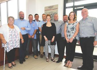 Kent Group 20 Year Service Awards