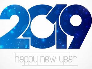Alles Gute für 2019!