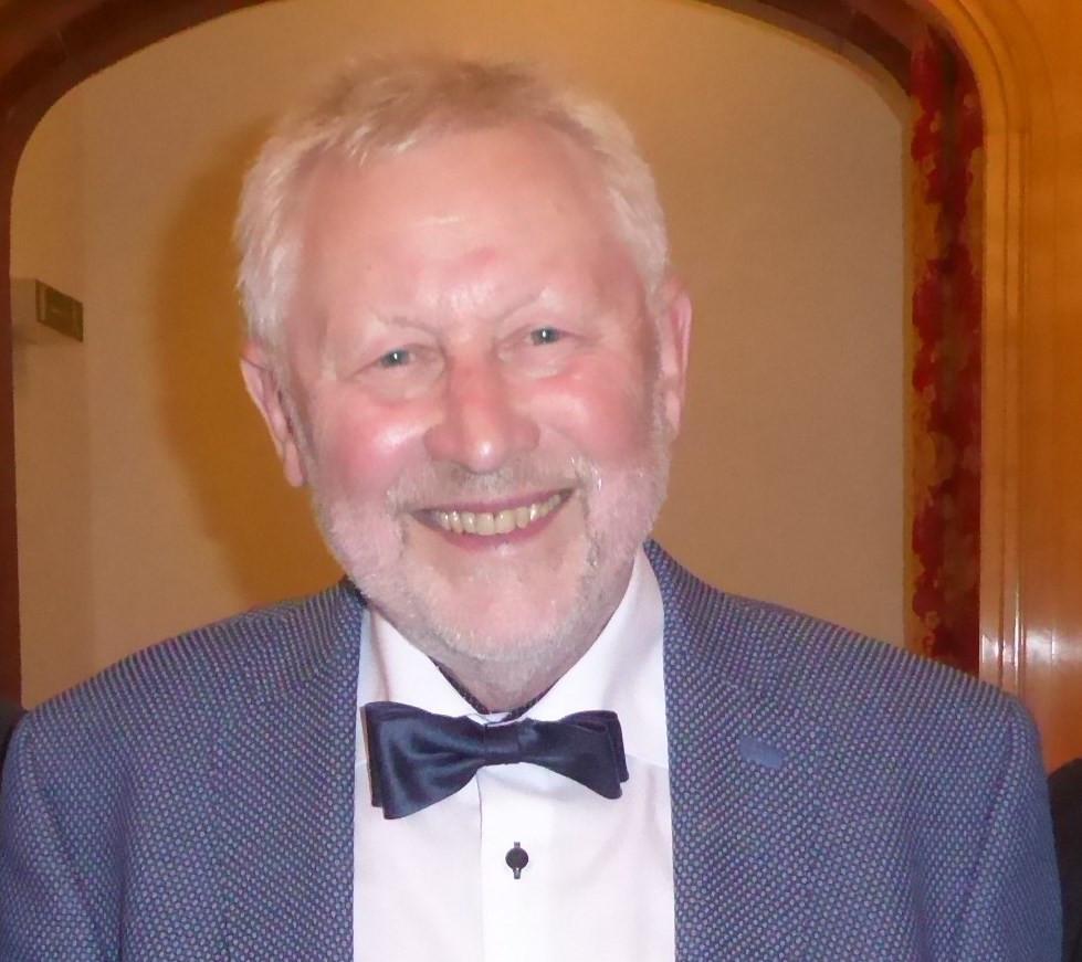 unser ehemaliger und langjähriger Dirigent Dietmar Heberle