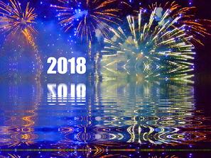 Alles Gute für 2018