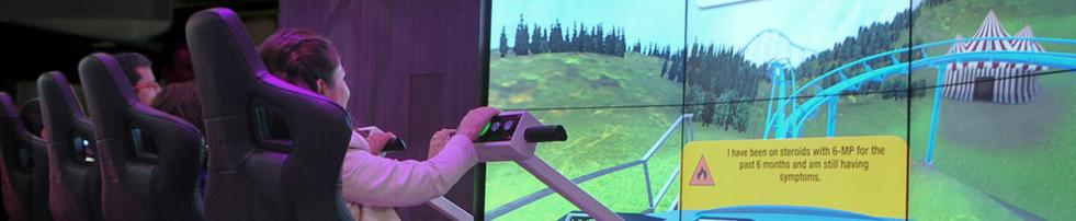 Takeda Virtual Roller Coaster
