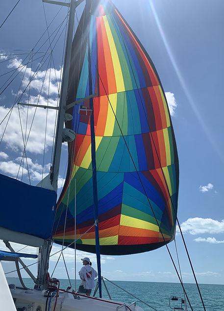 Liveaboard Sailing Experiences in Aruba, Bonaire, Curacao