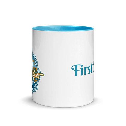 """First Mate"" Coffee Mug"