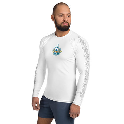 Men's Logo Rash Guard
