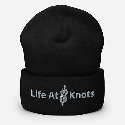 Life at 8 Knots - Cuffed Beanie