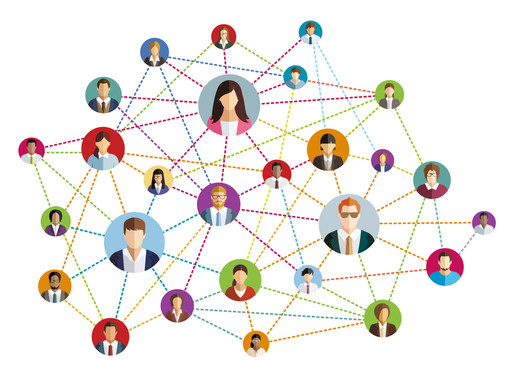 NETWORKING IS NOT ABOUT MEETING PEOPLE; IT IS ABOUT CARING FOR PEOPLE.