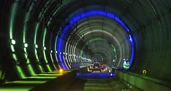 Túneles UTE AVE Barcelona