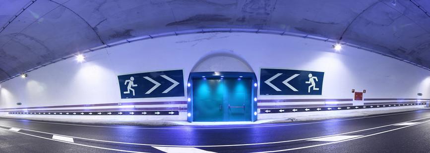 Túnel Olandixo