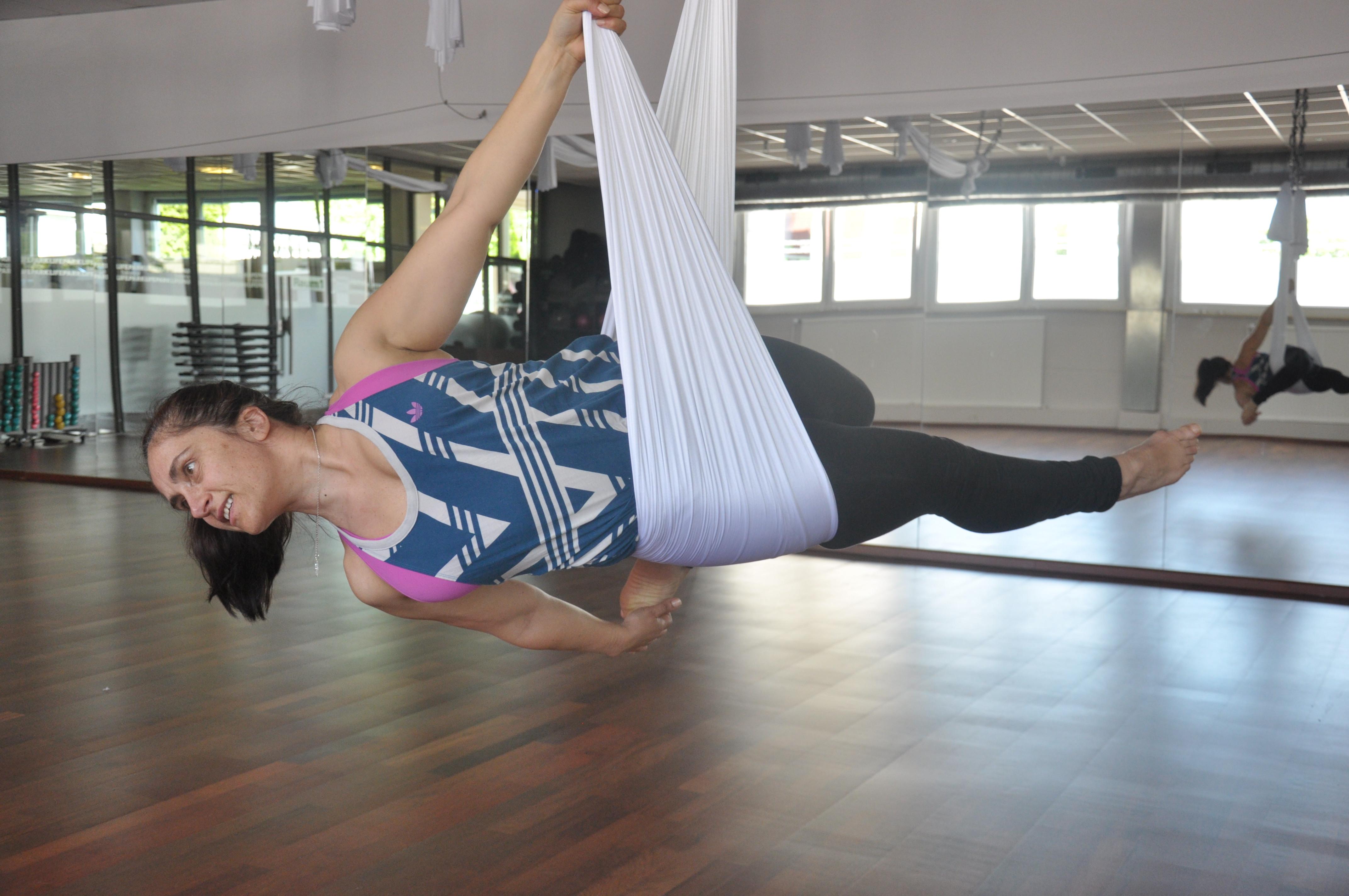 Termine Online buchen   Try50Fly Yoga