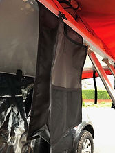 roof tent boot bag