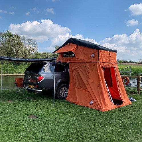 Diesel 310 Orange Roof Tent