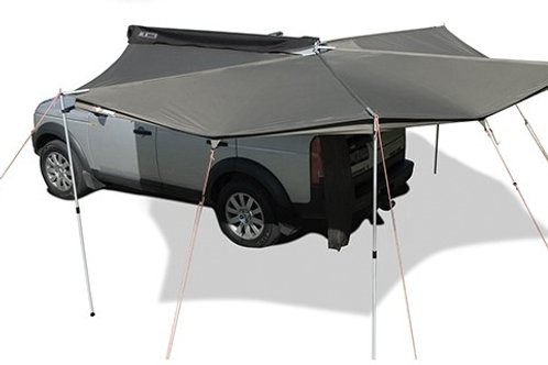270 degree Ox Wing Awning