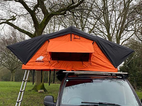 Orange Dakota 210 roof tent
