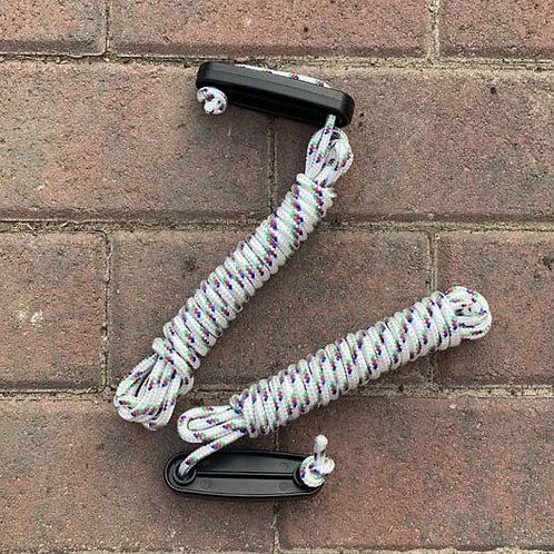 heavy duty guy ropes