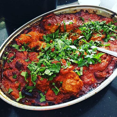 Butter Chicken - AKA Murgh Makhani