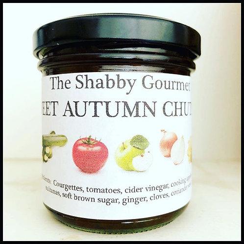 Sweet Autumn Chutney