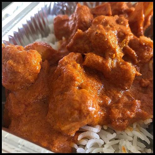 Gobi Makhani - aka Butter Cauliflower