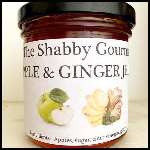 Apple & Ginger Jelly