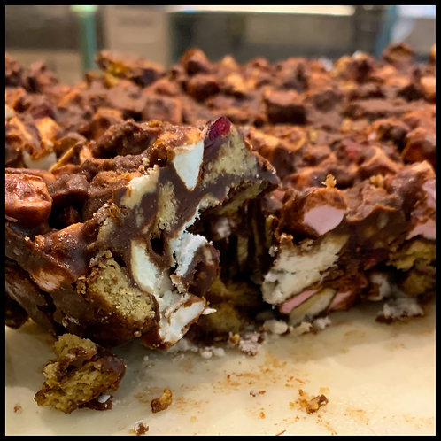 Rocky Road - portion