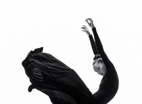 Фотограф Вадим Штейн. Ожившая пластика танца.