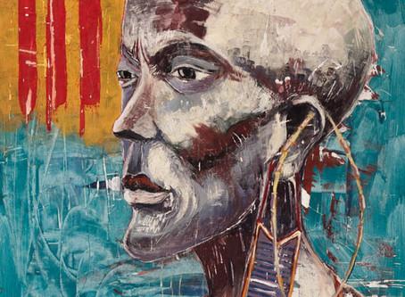 Новые лица. Африканские мотивы от Astian Rey.